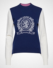 Hilfiger Collection Crew Neck Crest Swtr