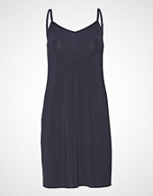 Saint Tropez Slip Dress Kort Kjole Blå SAINT TROPEZ