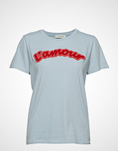 Sofie Schnoor T-Shirt T-shirts & Tops Short-sleeved Blå SOFIE SCHNOOR