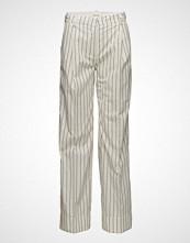 Wood Wood Marissa Trousers Vide Bukser Creme WOOD WOOD