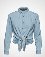 Superdry Denim Tie Shirt