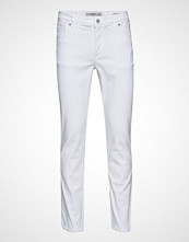 Mango Man Slim-Fit White Jan Jeans
