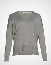 Violeta by Mango Asymmetric Hem Sweater