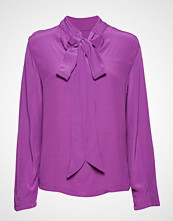 Coster Copenhagen Blouse W. Tieband In The Neck