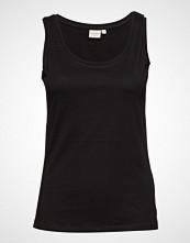 Cream Naia O-Neck Tank Top T-shirts & Tops Sleeveless Svart CREAM