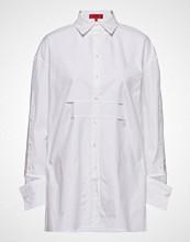 HUGO Esfera Langermet Skjorte Hvit HUGO