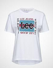 Lee Jeans Retro Logo Tee