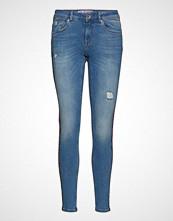 Superdry Cassie Skinny Skinny Jeans Blå SUPERDRY