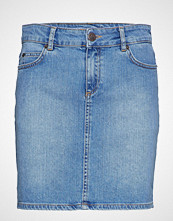Lexington Clothing Alexa Blue Denim Skirt