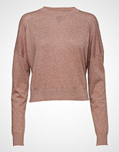 Filippa K Soft Sport Light Knit Sweatshirt Strikket Genser Rosa FILIPPA K SOFT SPORT