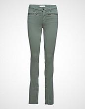Odd Molly Leg-Endary Slits Pant Skinny Jeans Grønn ODD MOLLY