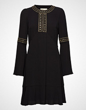 Michael Kors Studded Flounce Dress