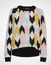 Just Female Harlequin Knit
