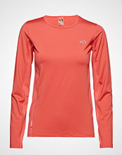 Kari Traa Nora Ls T-shirts & Tops Long-sleeved Oransje KARI TRAA