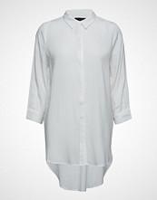 Soft Rebels Pisa Shirt Langermet Skjorte Hvit SOFT REBELS