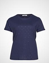 Violeta by Mango Metallic Print T-Shirt