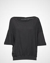 Moshi Moshi Mind Almost Sweat T-Shirt T-shirts & Tops Short-sleeved Svart MOSHI MOSHI MIND