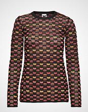 M Missoni M Missoni-Sweater T-shirts & Tops Long-sleeved Svart M MISSONI