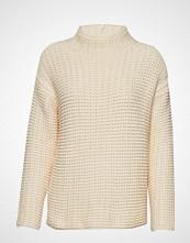 Marc O'Polo Pullover Long Sleeve Strikket Genser Creme MARC O'POLO