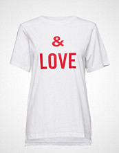 Zadig & Voltaire Bella Saint Valentin T-Shirt Coton
