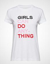 Zadig & Voltaire Walk Girls T-Shirt Coton Interlock