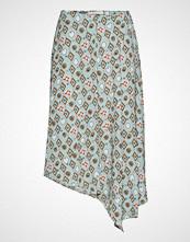 Vila Viyannell Asymmetric Skirt