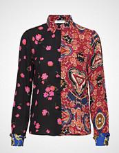 Only Onltalia L/S Shirt Wvn Langermet Skjorte Rød ONLY