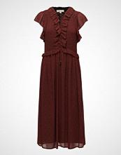 Michael Kors Lace Up Maxi Dress
