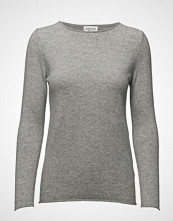 Davida Cashmere Raw Edge Sweater