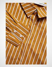 Gestuz Bethanygz Oz Shirt Ze1 19 Langermet Skjorte Gul Gestuz