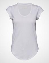 Moshi Moshi Mind Love T-Shirt T-shirts & Tops Short-sleeved Hvit MOSHI MOSHI MIND