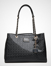 Guess Shannon Lrg Girlfriend Satchel