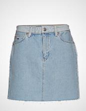 Tommy Jeans Short Denim Skirt Brghtl