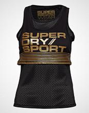 Superdry Sport Bolt Sport Vest