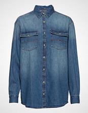 Tommy Jeans Oversized Denim Shirt Arnmb