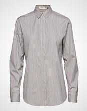 Mayla Stockholm Stripe Boyfriend Shirt Langermet Skjorte Hvit MAYLA STOCKHOLM