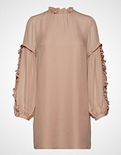 Mayla Stockholm Valeria Frill Sleeve Dress