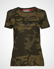 Alpha Industries New Camo Basic T Wmn