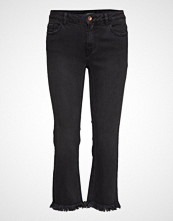 Only Onlkenya Mid Crop Jeans Bb Black Bj13495