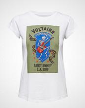 Zadig & Voltaire Skinny Skeleton Blason T-Shirt Coton/