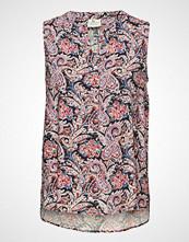 Lexington Clothing Nadeen Paisley Top