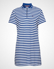 Tommy Jeans Tjw Essential Stripe Polo Dress
