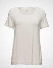 Cream Lene Long T-Shirt