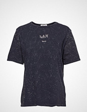 Replay Tshirt T-shirts & Tops Short-sleeved Blå REPLAY