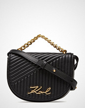 Karl Lagerfeld bags Signature Quilted Bumbag