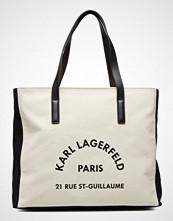 Karl Lagerfeld bags Rue Lagerfeld Cnvs Beachbag