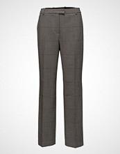 3.1 Phillip Lim Long Stovepipe Pant Bukser Med Rette Ben Grå 3.1 PHILLIP LIM