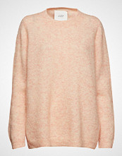 Just Female Chiba Knit Strikket Genser Rosa JUST FEMALE