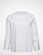 Violeta by Mango Buttoned Cotton Shirt