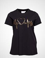Zizzi Xtender, Ss, T-Shirt